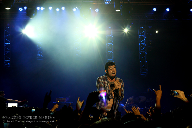 Deftones Live in Manila