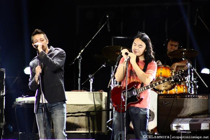 Bamboo and Kakoy Legaspi