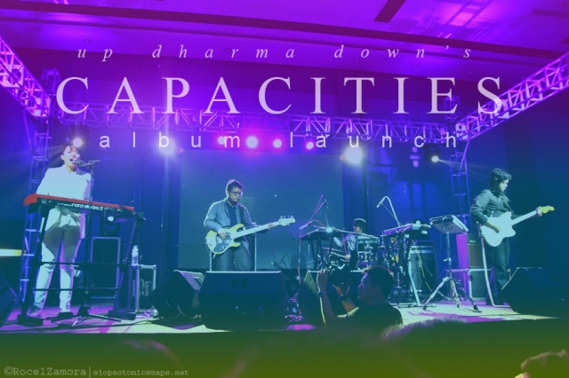 UDD Capacities Album Launch