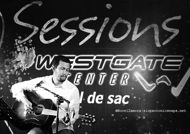 Johnoy Danao at Cul de sac